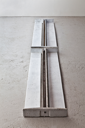 Anja_Bache_Glazed_Concrete_panel5E_2012_150Cmx50cmx1-3cm