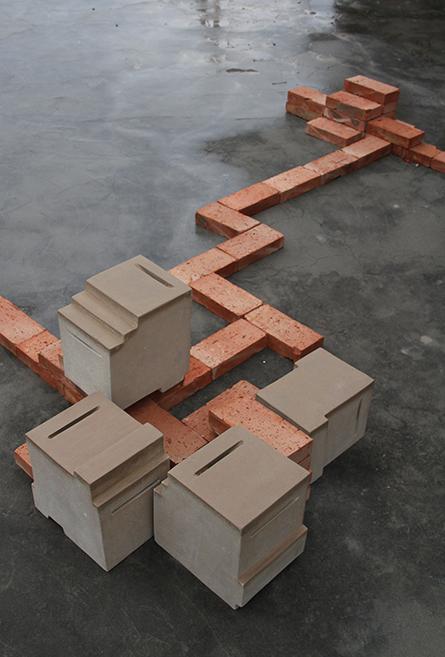 Anja_Bache_Ceramic_Entropy_Shangyuan_ArtMuseum_beijing_China_2015_Lideshow_Dag9,24