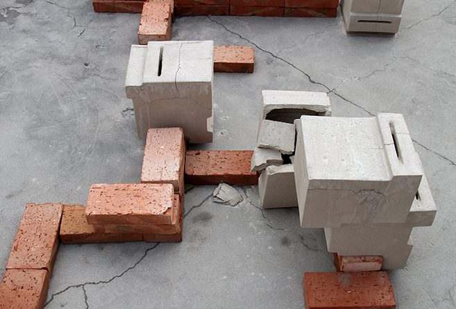 Anja_Bache_Ceramic_Entropy_Shangyuan_ArtMuseum_beijing_China_2015_Slideshow_Dag14,10