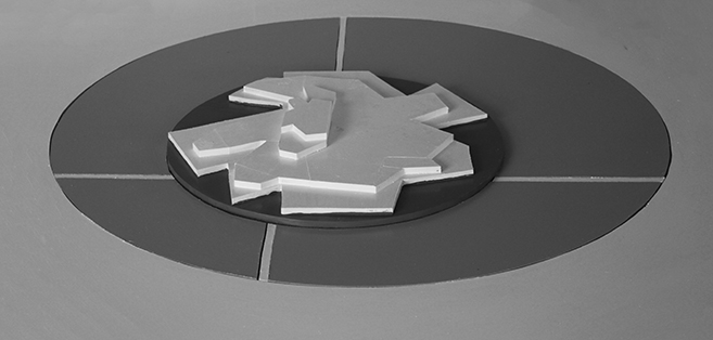 anja_bache_sketch_proposal_urban_art_roundabout_model5