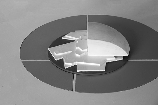 anja_bache_sketch_proposal_urban_art_roundabout_model6